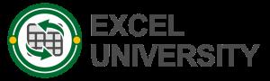 Logo van Excel University